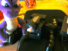 Virtual Boy Repairing of the adapter by victorymon