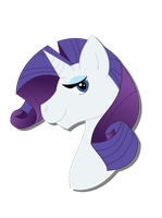 Colored: Rarity by pinay4life001