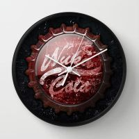 Nuka-Cola Wall Clock by keenakorn