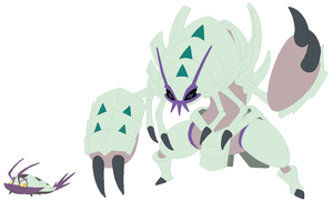 Wimpod and Golisopod Base