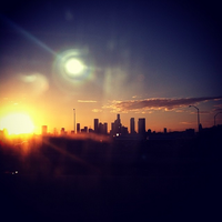 Los Angeles by sagethemouse