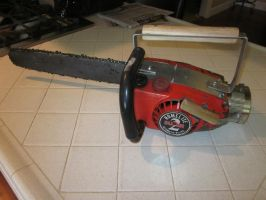 Army of Darkness Chainsaw I by Terryboy