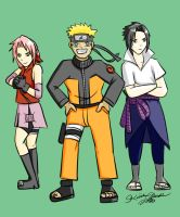 Team 7 Powerrrr by cheezkit