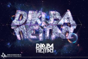 Logo DJ Kuba and Neitan by pixege