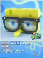 Spongebank - Speed Modeling by SaiogaMan