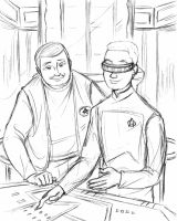 Scotty and Geordi by Zimeta