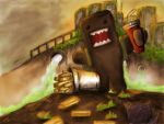 The Theft Of The Junk Food by WorksByRaj