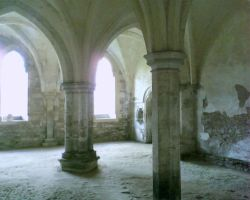 Lacock Abbey by RSmales