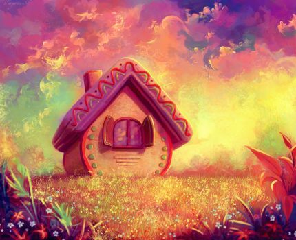 Sweet home by Mar-ka