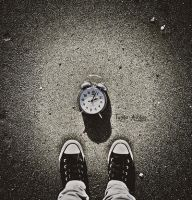 Time out. by tugbaakdag