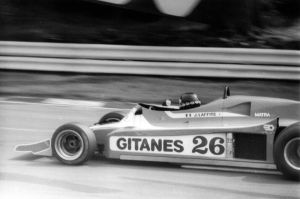Jacques Laffite (Great Britain 1978) by F1-history