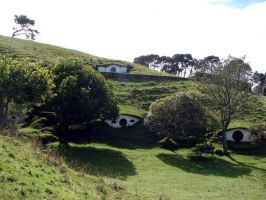 Hobbiton III by two-ladies-stocks