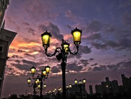 Street Lamp by CrissFx