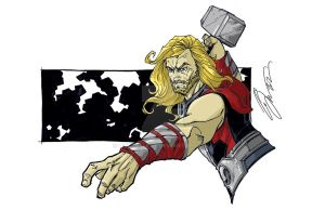 THOR AMV by Hodges-Art