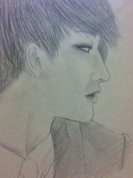 Zhou Mi by Special-Miracle