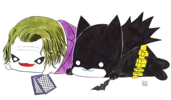 Why So Serious? by ayabrea
