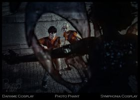 Percabeth - Facing the Goddess of Night by CosplaySymphony