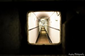 couloir de fort millitaire by jayjaystyles