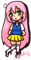 Candiz Chibi by PickledCandyPants07