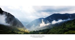 The Valley of Espot, Spain by Panomenal