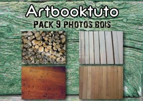 Pack Textures bois HD by arthelius