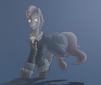 The Count of Sapphire by TenTinyThimbles