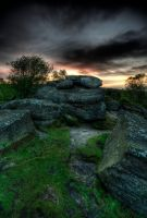 Brimham Dawn by taffmeister
