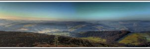 The View from Stanage Edge... by TheBaldingOne