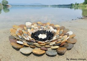LAND ART in Hungary by tamas kanya by tom-tom1969