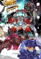 Master Of Magnetism collab. by Kingoji