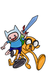 Adventure Time by K0NS2