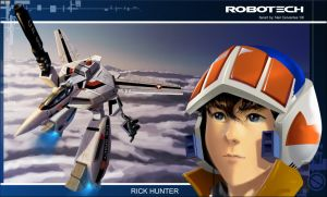 robotech fanart by dylanliwanag