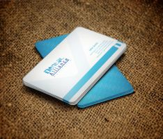 Dental Business card by deskdesign1