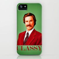 THE LEGEND OF RON BURGUNDY - Anchorman by J-MEDBURY