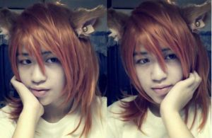 Ren wig style trial~ by drillclan