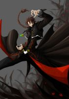 Commission-Vampire Agito by the-hary