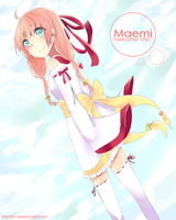 CE: Maemi, newcomer in Utau union by KiKiMin