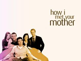 how i met your mother :D by vivovivo