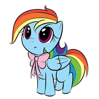 Rainbow Dash PNG. I Made This For Vanessa Shimmer by Natalie006