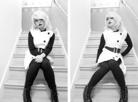 Homestuck || roxy lalonde by serkets