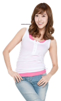 PNG: SNSD Jessica by chazzief
