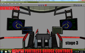 Reaper fortress Bridge stage 3/4 by ownerfate
