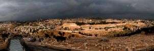 The Holy City by MirachRavaia