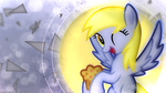 Muffin Mania - Wallpaper by AntylaVX