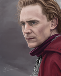 Prince Hal by apfelgriebs