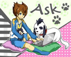 ASK TENMA by mr-tiaa