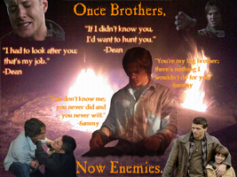 Once Brothers, Now Enemies ReVamped by VampObsessed