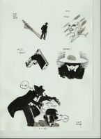 Boo Bang Ow page one of one by jhames34