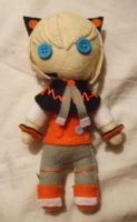 Usee Plushie by Number1FMAfangirl