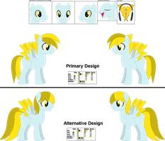 (OUTDATED) Lightning Rocker's reference sheet by LR-Studios